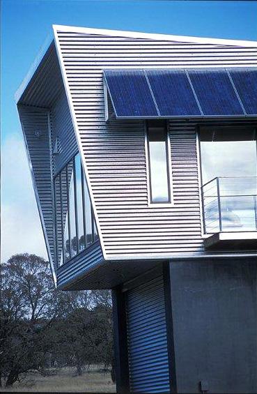 125 Front & Solar Panels