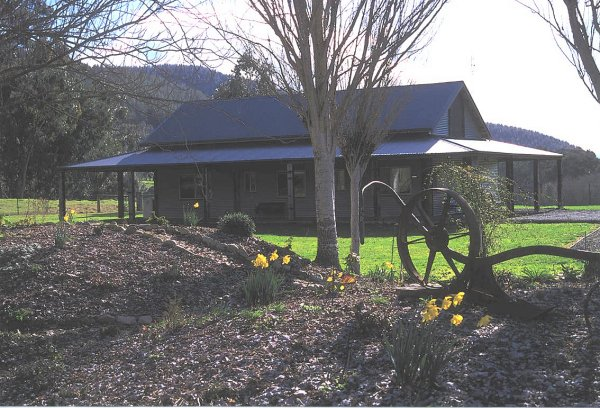 High Country Retreat OPT